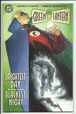 Green Lantern Brightest Day Blackest Night #1 - Solomon Grundy - NM- 9.2