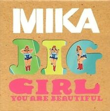 MIKA CD Single Big Girl (You Are Beautiful) - PROMO - EUROPE