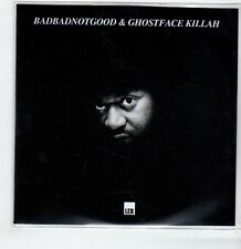 (GS248) Badbadnotgood & Ghostface Killah, Six Degrees - 2014 DJ CD