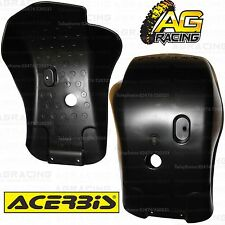 Acerbis Black Skid Plate Sump Guard For Kawasaki KX 250F 2010 Motocross Enduro