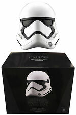 Star Wars The Force Awakens Stormtrooper 1:1 Scale Helmet By Anovos prop replica