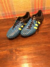 Adidas ace 15.1 fg/ag   size 11 football boots soccer cleats futbol kicks