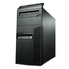 Lenovo ThinkCentre M92p 2992F4G Tower Desktop PC Core i5 3470 3.2GHz 4GB 1x4GB
