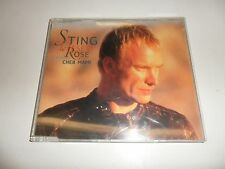 Cd  Desert Rose von Sting (2000) - Single