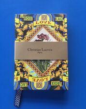 Christian Lacroix: l'AMORE ~ a6 NOTEBOOK