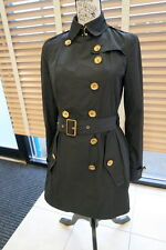 BELLISSIMO BURBERRY BRIT TRENCH DONNA RAIN COAT / UK8 / USA6 / ITA40 RRP £ 850