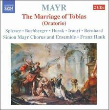 Mayr: The Marriage Of Tobias (Oratorio), New Music