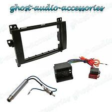Mercedes Sprinter Double DIN Facia Fascia Fitting Kit Audio Stereo Adapter Plate