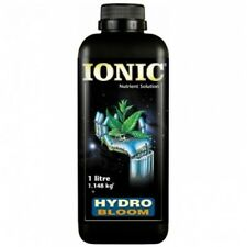 ionic hydro bloom 1 litre FREE MEASURING CUP hard water