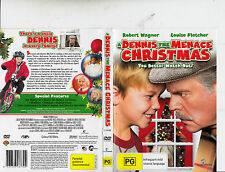 A Dennis The Menace Christmas-2007-Robert Wagner- Movie-DVD