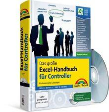 Das große Excel-Handbuch für Controller zu Excel 2003, 2007 & 2010, m. CD-ROM