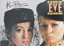 PROOF Rare ALAN PARSONS PROJECT Signed EVE Album Vinyl LP THE BEATLES