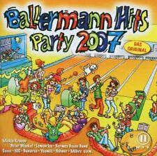 BALLERMANN HITS PARTY 2007 * NEW 2CD'S * NEU *