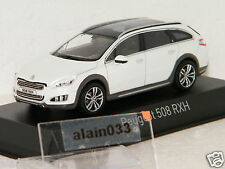 PEUGEOT 508 RXH 2012 Pearly White NOREV 1/43 Ref 475805