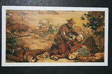 Boer War 1899-1902   Vlakfontain    Action Card  VGC / EXC