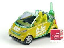 Busch 99052 Smart Cabrio frío coño + Botella verde limitado 200 Pcs. 1:87