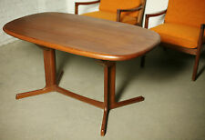 TRUE VINTAGE DYRLUND COUCHTISCH Teak 60er danish modern coffee table denmark 60s