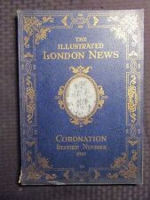 ILLUSTRATED LONDON NEWS Coronation Record Number 1937 VG+ 4.5