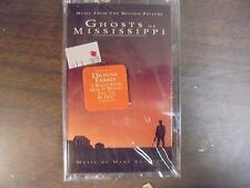 "NEW SEALED ""Ghost Of Mississippi"" Sound Track Cassette Tape (G)"
