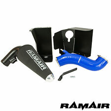 Ramair Cone Air Filter Intake Induction Kit Blue Silicone Hose Pipe - mk7 ST180
