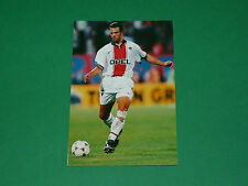 PHOTO CARTE ALAIN ROCHE PARIS SAINT-GERMAIN PSG 1997 1998