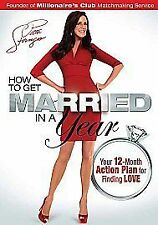 How to Get Married in a Year  DVD NEW