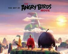 NEW Angry Birds: The Art of the Angry Birds Movie by Jim Various Hardcover Book