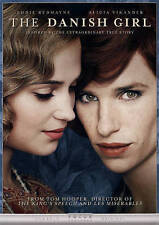 THE DANISH GIRL -  EDDIE REDMAYNE ALICIA VIKANDER 2016 EROTIC ROMANTIC DRAMA DVD