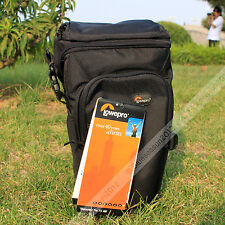 Lowepro Toploader Pro 75 AW Camera Carry Shoulder Bag All Weather Cover for DSLR