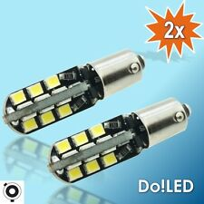 2x H6W BAX9s 24SMD CanBus LED Standlicht Alfa 147 156 166 GT Citroen C4 Renault