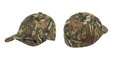 Flexfit Mossy Oak Infinity Camouflage Fitted Cap Camo Hat S/M L/XL XL/2XL 6999