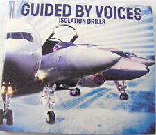 GUIDED BY VOICES ISOLATION DRILLS INDIE ROCK DIGIPACK MUSIC CD NEW SEALED PROMO