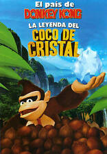 Donkey Kong Country: Legend of the Crystal 2014 by Phase 4 Films Ex-Library