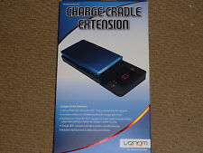 NINTENDO 3DS CHARGING CRADLE & ADDITIONAL BATTERY PACK + BLACK COVER BRAND NEW!