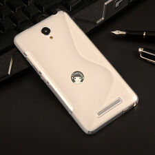 Soft Gel Silicone Case Shockproof Protective Cover Skin For Xiaomi Redmi Phones