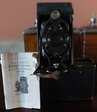 NICE EASTMAN KODAK ANTIQUE HAWK EYE 2A MODEL B FOLDING CAMERA