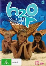 H2O: JUST ADD WATER VOLUME 2 : NEW h20 DVD