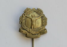 AMSTERDAM 1928 Summer Olympic Games OLYMPICS LATVIA NOC pin badge