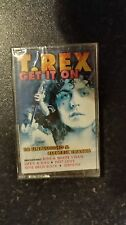 "T-REX ""GET IT ON "" NEW / SEALED MUSIC CASSETTE TAPE"