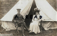 Officer Lt Colonel Falkner RAMC Royal Army Medical Corps Territorials TF