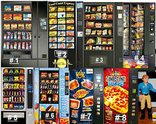 ALL NEW SELECTION FOR 2015 ONE Vending Machine  1:24 G Scale Diorama miniature!