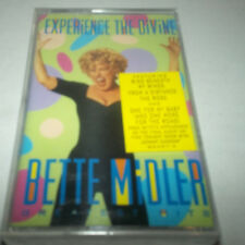 Experience the Divine: Greatest Hits by Bette Midler-Cassette SEALED