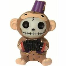 Furrybones Collectable Figurine - Munky - Magician - 8cm - MC33158 - New