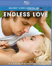 Endless Love (Blu-ray/DVD, 2014, 2-Disc Set, Includes Digital Copy; UltraViolet)