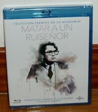 MATAR A UN RUISEÑOR-TO KILL A MOCKINGBIRD-BLU-RAY-NUEVO-PRECINTADO-SEALED-NEW