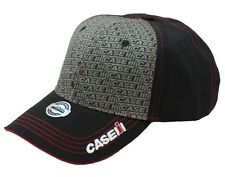 CASE IH *BLACK & GRAY URBAN LOGO* Trademark LOGO Hat Cap *NEW* CIH64