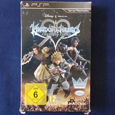 PSP-PlayStation Portable ► Kingdom Hearts: birth by Sleep Collector 's Edition