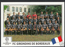 Panini Football Sticker - UEFA Champions League 1999-00 - No 256 - Bordeaux
