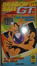 VHS - DE AGOSTINI/ DRAGON BALL GT - VOLUME 27 - EPISODI 2