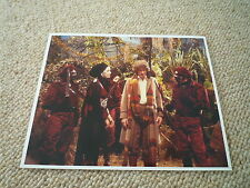 MYRA FRANCES  signed Autogramm 20x25 cm In Person DOCTOR WHO Lady Adrasta